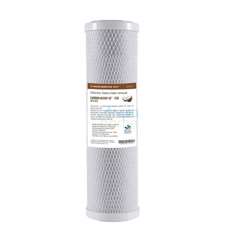 """20 x NUOVA 5 micron sedimenti filtro a cartuccia standard misura 10/"""" OSMOSI INVERSA"""